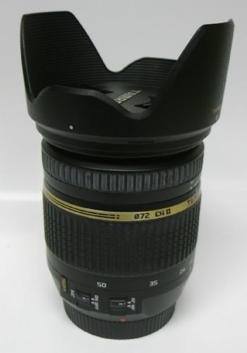 Tamron SP AF 17-50mm f/2.8 XR Di-II VC LD Aspherical (IF) Lens Canon Mount